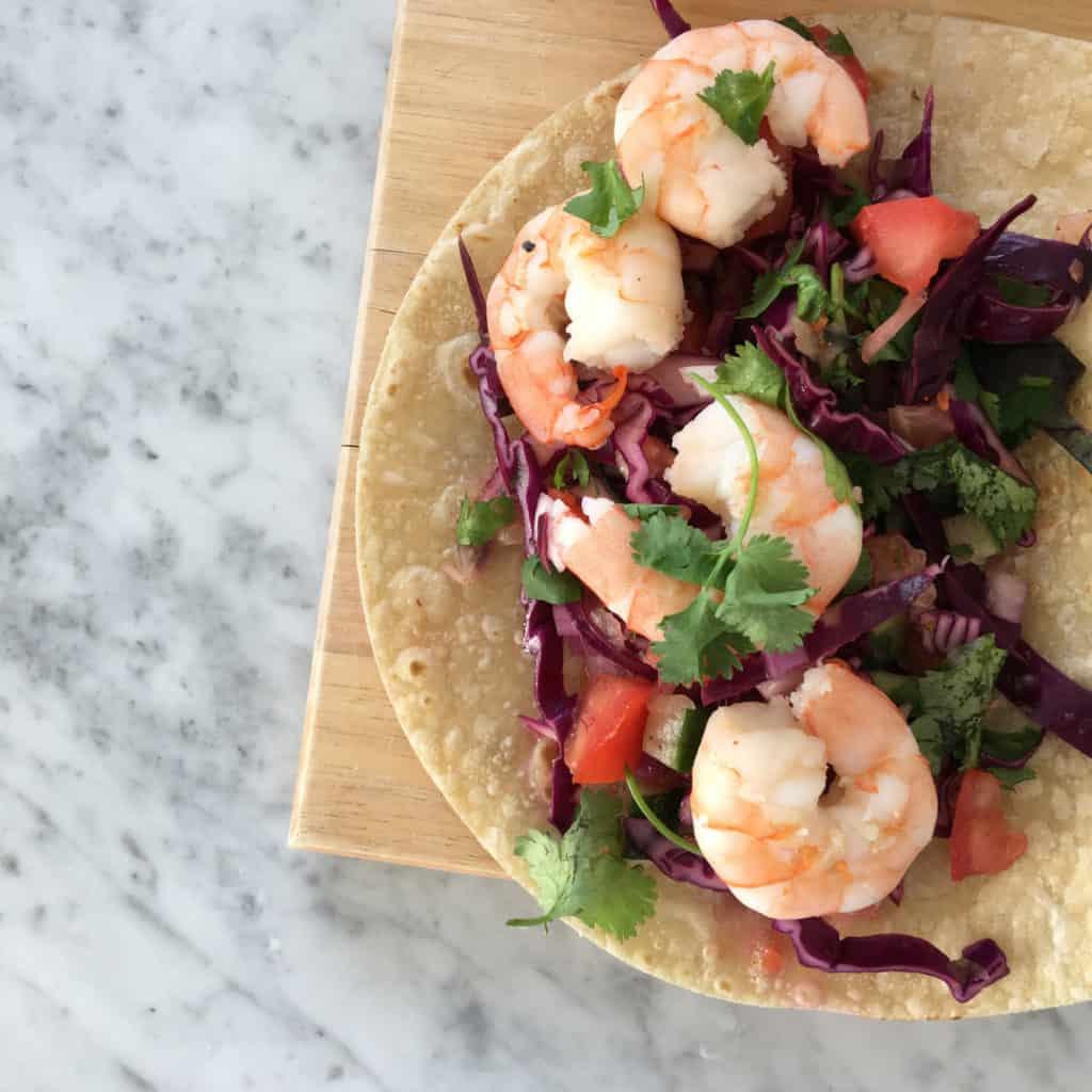 healthy summer taco slaw