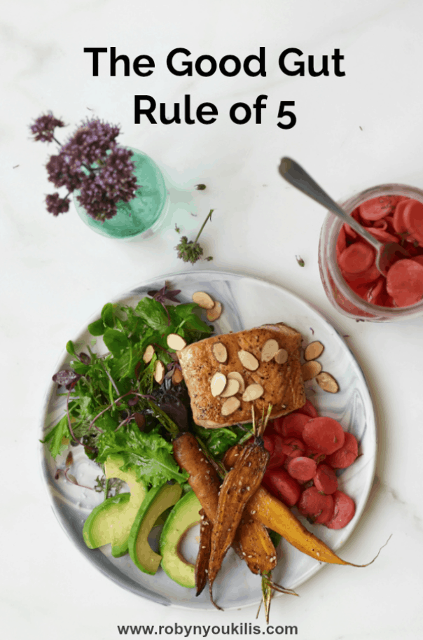 The Good Gut Rule of Five