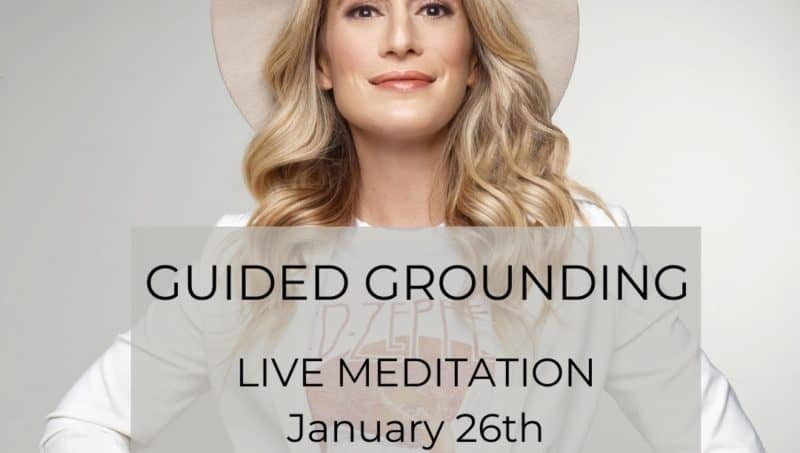 Guided Grounding Meditation