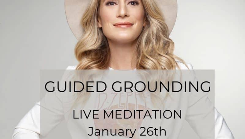 Guided Grounding Meditation